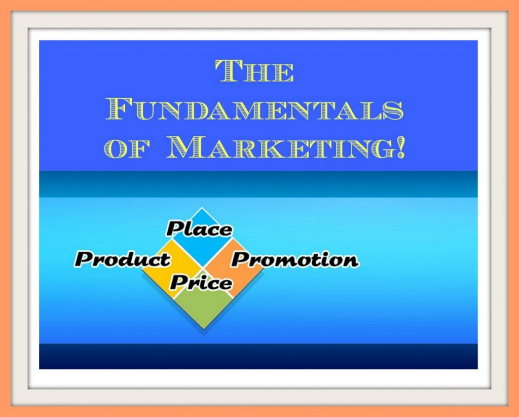 marketing fundamentals who is your customer pdf